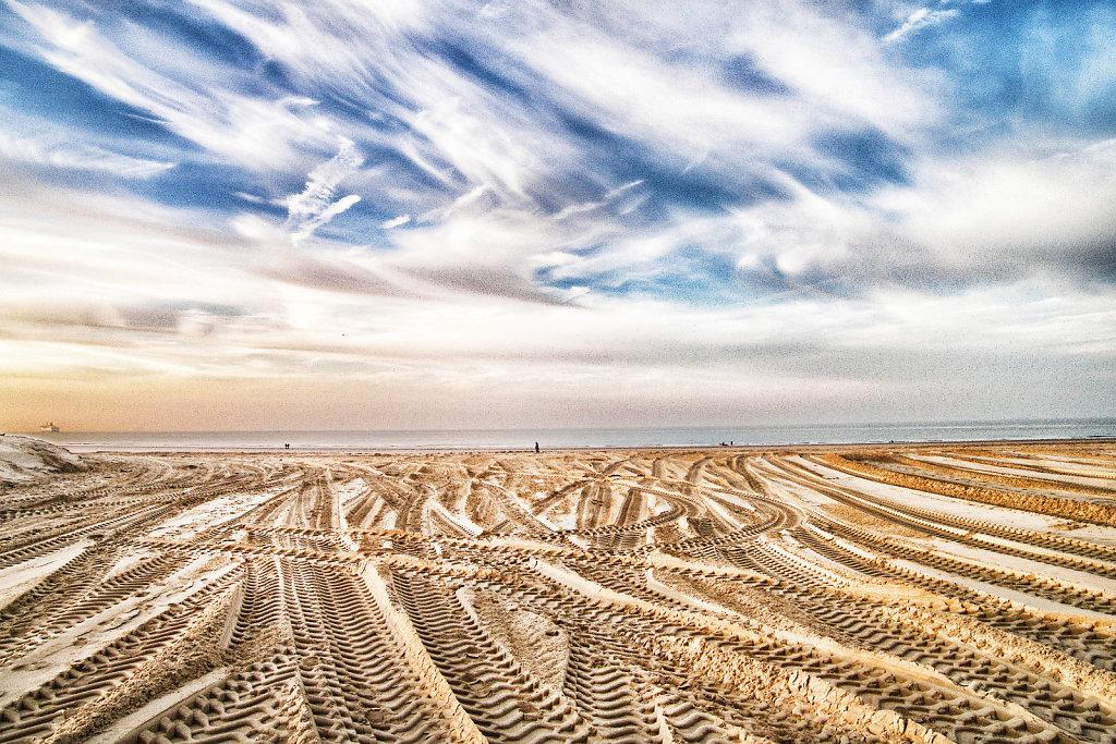 Ciel et sable