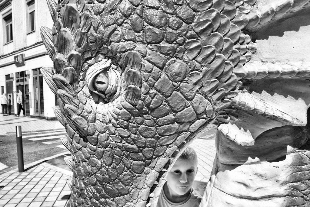 Le sourire du Dragon